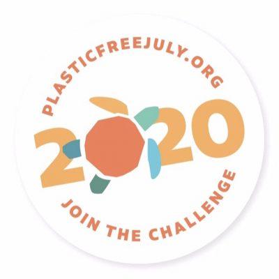 #plasticfreejuly2020  ¿Te unes?