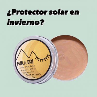 ¿Necesitamos protector solar en invierno?